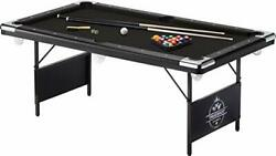 Gld Products Fat Cat Trueshot 6 Ft. Pool Table   Folding Legs For Storage   6...