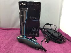 Oster A6 The Ultimate Clipping Machine Heavy Duty, 4000 Strokes Per Minute—used