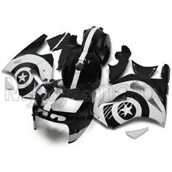 Motorcycle Fairing Fit For Kawasaki Zx-12r Zx12r 2002 03 04 05 2006 Black White