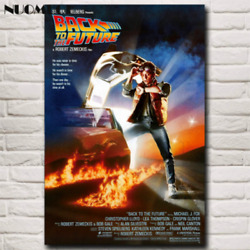 Poster Film Back To The Future 2435 Inch Adventures Decoration Paper Art R109