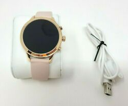 Mkt5048 Access Runway 41 Mm Rose Gold-tone Stainless Steel Case