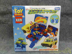 Tomy Pizza Planet Truck 4904810869672