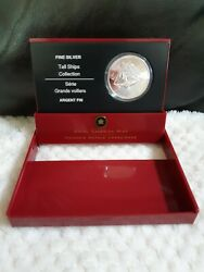 Canada Fine Silver 20 Coin - 2005 Tall Ships Collection - 3 Masted Ship -...
