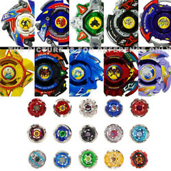 Kids Toy Beyblade Fusion Metal Rapidly Spinning Tops W/launcher Birthday Gift Us
