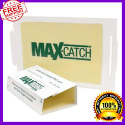 Mice Glue Traps 72max Sticky Boards Catch Mice Spiders Snakes Insects 36-count