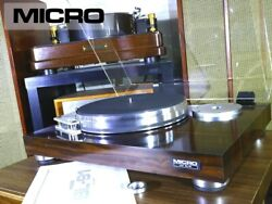 Micro Seiki Bl-91 Turntable Record Player Armbase A1203 From Japan Home Audio