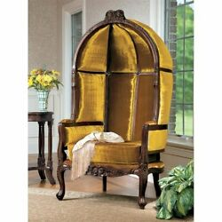 Af51809 Lady Alcott Victorian Balloon Chair