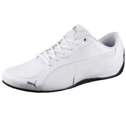 Neuf Drift Cat 5 Core Leather 362416-03 Baskets Sneakers Chaussures Pour Ho