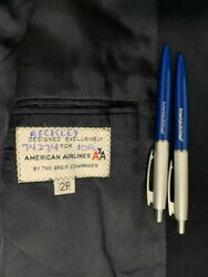And03950and039s/and03960s Vintage American Airlines Flight Attendant Uniform