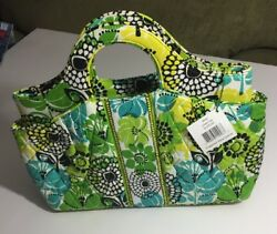 Nwt Vera Bradley Abby Limes Up Bag And Nwt Matching Coin Purse Makes Great Gift