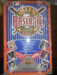 1992 Upper Deck Baseball Low Series Factory Sealed Box Find The Williams
