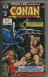 Complete Marvel Conan The Barbarian Vol 2 Vf+ 8.5 1978 Marvel Barry Smith Art