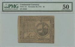 January 9 1781 9 Pence New Jersey Colonial Note Nj-193 Pmg 50