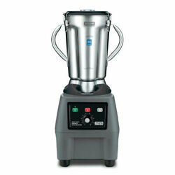 Waring Cb15v Countertop Food Blender W/ Metal Container