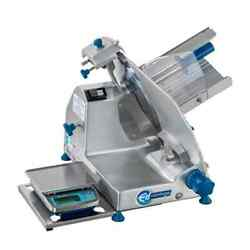 Edlund Manual Meat And Cheese Slicer W/ 12 Knife And Built-in Sharpener 115v