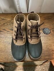 Sperry Boots 9.5 Mens Brand New