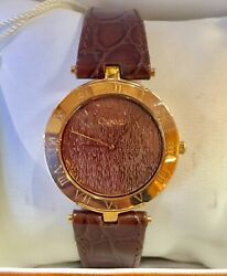 Bnib W Coa+tag🎁clogau Gold🧑andzwj💼solid 9ct Rose Gold Unisex Watch⌚️rrp Andpound2200🤵🏻