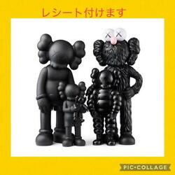 Kaws Family Black Cowes Tokyo First