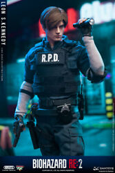 Damtoys Biohazard Re 1/6 Collectible Action Figure Leon S. Kennedy Resident Evil