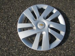 One Genuine 2015 To 2018 Chevy City Express Van 15 Inch Hubcap Wheel Cover