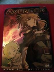Avenger - Complete Collection Dvd 2005 3-disc Set Collectors Edition Tin Candhellip