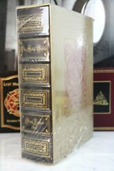 1611 King James Bible - Easton Press Deluxe Limited Ed - Ultra Rare Sealed