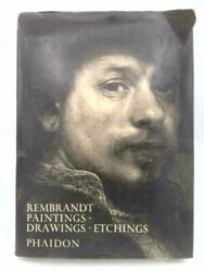 Rembrandt Paintings, Drawings, Etchings Large Size Reproductions Of Nearly...