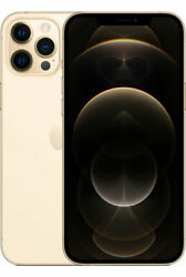 New Apple Iphone 12 Pro Max 512gb Gold International Unlocked Never Activated