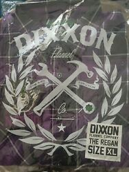 Dixxon Flannel Xl....the Regan.... Sold Out In Stores.
