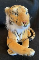 Boon-heng Thailand Tiger Plush 29 Including Tail Very Cute Nwt