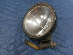 Vintage 1930s 40s 50s Dietz 9-45 Fog Spot Driving Light Lamp Tractor Motorcycle