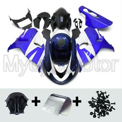 Motorcycle Abs Fairings Fit For Suzuki Tl1000r 1998 99 00 01 02 03 White Blue