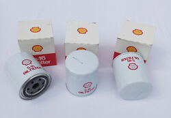 Shell Oil Filter S-16. Lot Of 3 Oil Filters And Boxes. Selling As Display Only.andnbsp