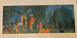Original Poster Raoul Dufy Musee National D'art Moderne - 1877-1953