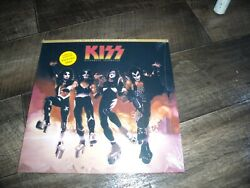 Tres Rare 33t Picture Disc Kiss Alternate Destroyer Scelled/numeroted