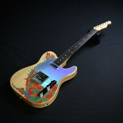 Fender Jimmy Page Telecaster -dragon/natural-