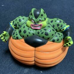 Dragon Ball Cell Suicide Bombing Made By Soft Vinyl Figure Robot Check