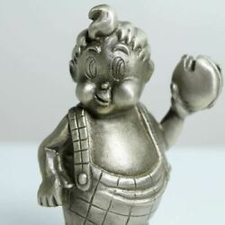Big Boy Restaurant 1936 Edition Limited To 500 Pieces Metal Figure Advertising