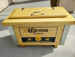 Corona Extra Beer Cooler Perfect For Mancave Or Parties Local Las Vegas Pickup