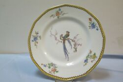 Theodore Haviland Limoges Eden Plate 9 5/8 Inches Wide Excellent Condition