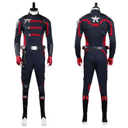 The Falcon And The Winter Soldier John Walker Cosplay Costume Outfit Full Set