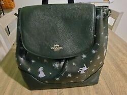 Coach Disney Dalmatian Backpack Nwt You Will Be The Envy Of All Your Friends