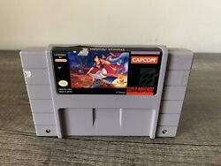 Aladdin Snes Super Nintendo Game - Authentic Tested And Working