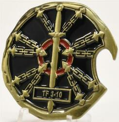 Jsoc Sfod-d Delta Cag Isa Special Forces Task Force 3-10 Challenge Coin Oef Oif