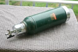 Antique Stanley Super-vac Thermos Inverted Airplane 1942 Military