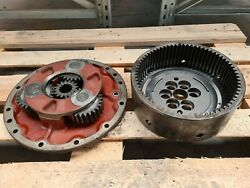 Final Drive Front Wheel Drive Case New Holland