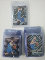 Luka Doncic Prizm Rookie Lot. 39 Cards Total. Huge Investment Opportunity.