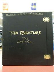 Vinyl Emi Beatles The Highest Quality Record Limited Box Mfsl Collectio Used
