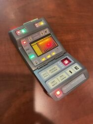 Mark Ix Tricorder With Authentic Legacy Viewscreen Graphics And Efx Holster