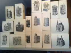 Department 56 Christmas In The City Retired Collectibles. A Must Have